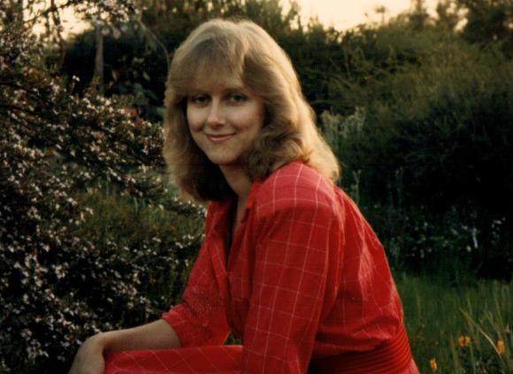Jenny at the Arboretum 1985 02.JPG